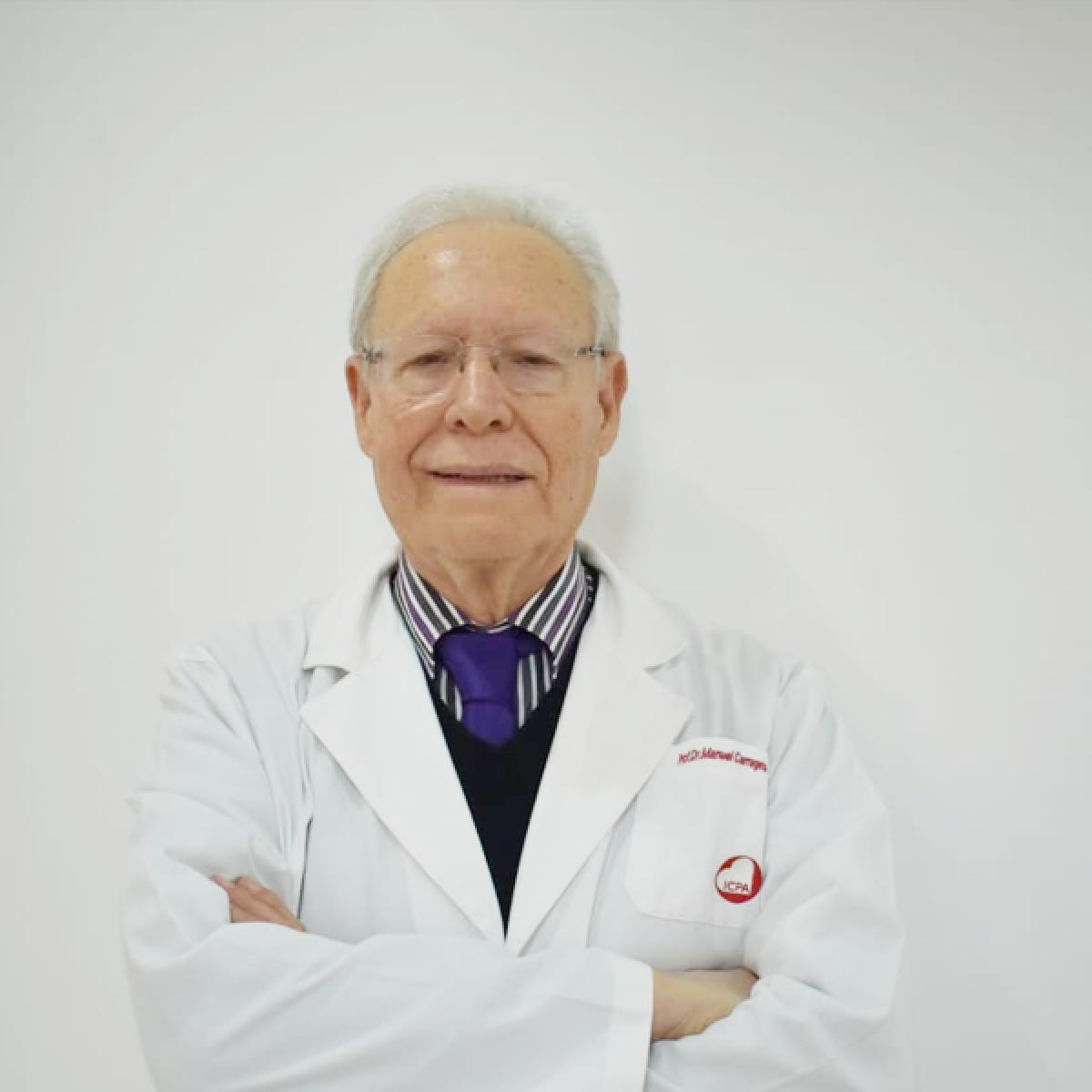 Prof. Dr. Manuel Carrageta